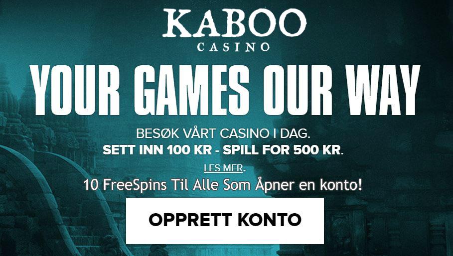 maria casino sett inn 100