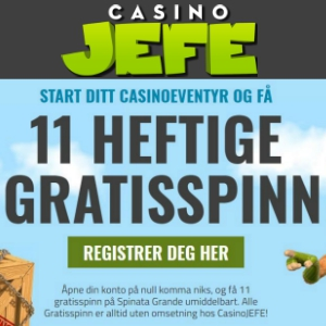 jefe freespins
