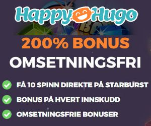 happyhugo free spins uten innskudd